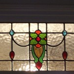 Gorgeous stained glass window