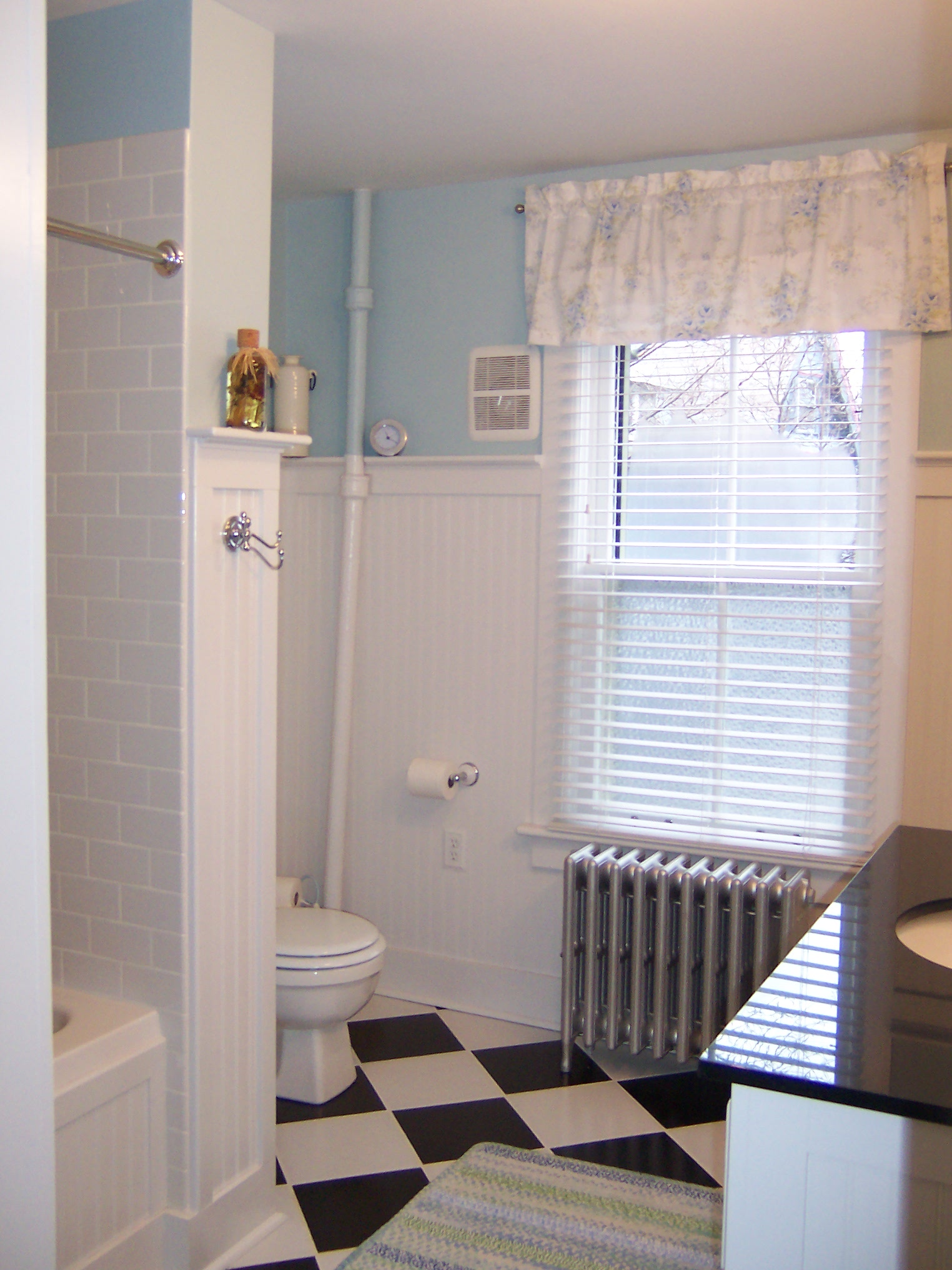 Victorian Bathroom After Renovation