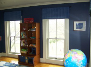 South side of the room after 2nd makeover
