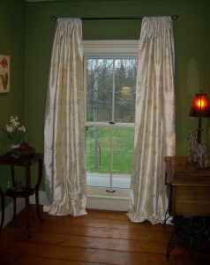 Custom Made Fully Lined Curtain for Less than $200