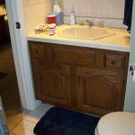 Master Bathroom Before Re-Design