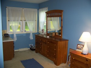 Master Bedroom Before Re-Design
