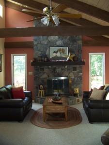 Living Room After Re-Design