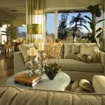 HGTV living room