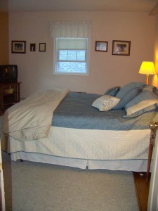 Bedroom After Staging